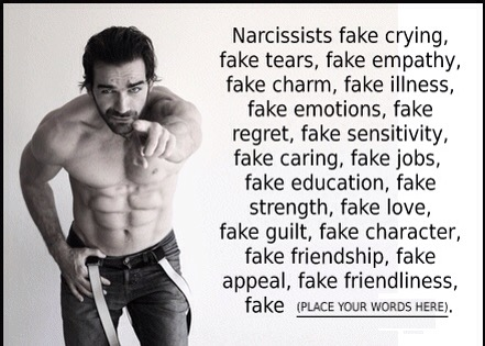 The male narcissist