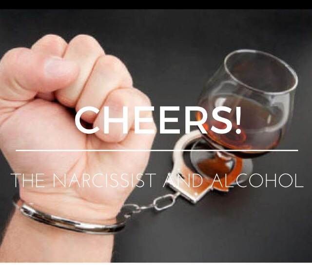 Cheers-Alcohol and the Narcissist by H G Tudor – Signs of a