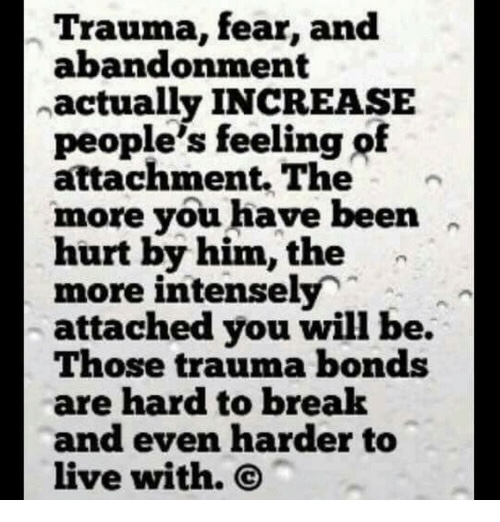 How do victims of a narcissist react when they read or hear about